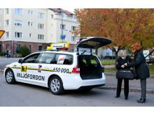 Taxi Göteborg, originalet.