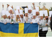 OS-mästare 2016 - Stockholm Culinary Team