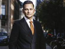 Andreas Hatzigeorgiou, vd på Stockholms Handelskammare