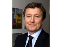 Jan Svärd,  AkzoNobels styrelseordförande för Norden