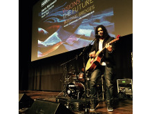 Ramy Essam på ISPA Congress 2015, Malmö Live