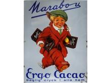 Marabou Ergo pojke från 1930-talet
