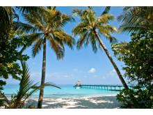 Reethi Beach Resort, Malediivit