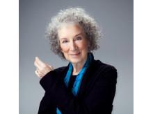 Margaret Atwood till Internationell författarscen Malmö