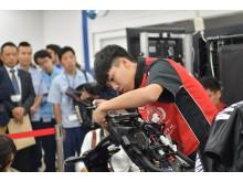 2018101802_006xx_WorldTechnicianGrandPrix2018_Mr. WuChangWei