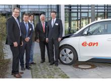 Auftakt für das Energieeffizienznetzwerk in Regensburg: