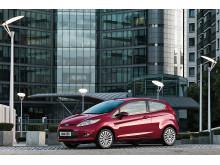 Ford Fiesta tilldelas internationellt designpris - bild 1