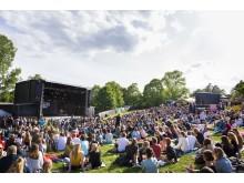 Концерт в парке Осло