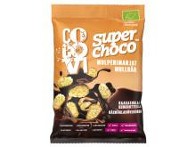 CocoVi Super choco mullbär 60g