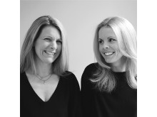 Annikki Schaeferdiek och Emma Haegerström från Syster P.