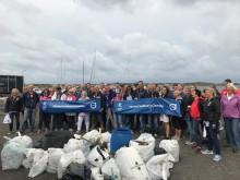 Volvo Car Sverige engagerar sig i kampen mot plast