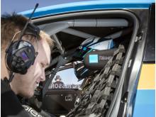 Volvo Polestar Racing på Swecondagarna 2014 - Rasmus Thulin