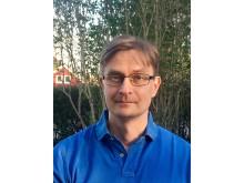 Pär Hallberg, överläkare och docent vid institutionen för medicinska vetenskaper och SciLifeLab vid Uppsala universitet