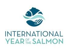 Logo International year of the salmon