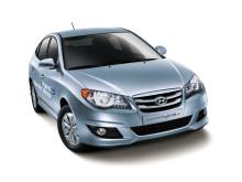 säljstart gas och eldriven hybridbil