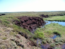Tinande permafrost