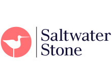 High res image - Saltwater Stone - Logo