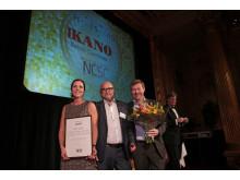Ikano Retail Centers är Bästa Svenska Hyresvärd, NCSC Awards 2014