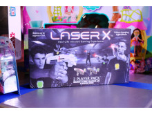 DreamToys Top 12 Toys - Laser X - 2 Player Pack