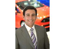 Fordin tuleva pääjohtaja Mark Fields