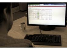 MaxiFleet fleet management system rapport
