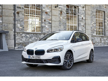 Nya BMW 225xe iPerformance