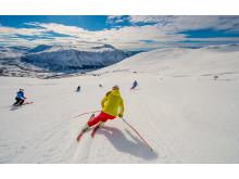 Myrkdalen Fjellandsby, Vestlandets største skisenter, ligger kun 45 minutter fra Flåm