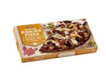 Leksands knäckepizza - vegetarisk (förpackning)