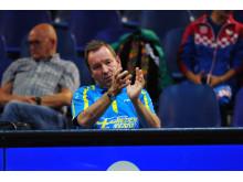 Peter Sartz coachar på EM 2017