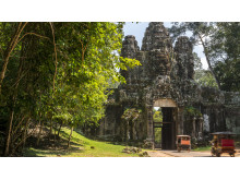 Angkor Thom, Siem Reap, Kambodsja