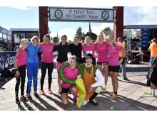 Vasastafetten 2016 damsegrarlag: Team Elpex 06:12:01