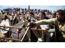 Vikingefestival på Trelleborg
