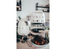 Smeg kaffebryggare miljö