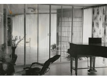 Det norske glasshuset. Arne Korsmo, Villa Stenersen, 1937-39.