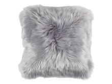 Cushion TAKS 40x40 fake fur grey (169 DKK)