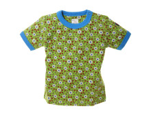 Polarn O. Pyret: Blommig tröja