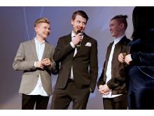 Daniel Fahre, Marcus & Martinus på Rigoletto