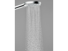 hansgrohe Raindance Select PowderRain handdusch - PowderRain-stråle
