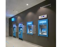 Bankomat kontantcenter