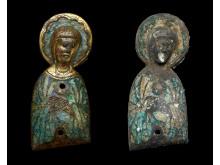 Limoges-figuren - efter og før konservering