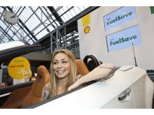 Lancering af Shell FuelSave Blyfri 95