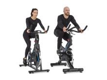 Spinnado Indoor Bikes 10032049 white ambiente