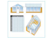 Byggbeskrivning orangeri