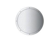 AXOR 350_Overhead Shower_Detail
