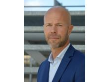 Jonas Engelblom Kommunikationschef Bostad-Stab