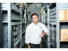 High res image - Cox Powertrain - Joel Reid, Global Sales Director