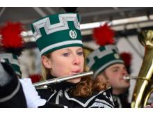 Bergkonzert sorgt für musikalischen Rahmen während der Bergparade