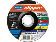 Norton Clipper Multi-Material - Produkt - Navrondell