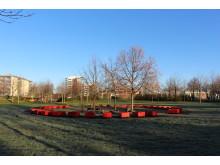 Stadsodlingi Tegelbruksparken