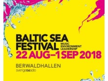 Baltic Sea Festival 2018